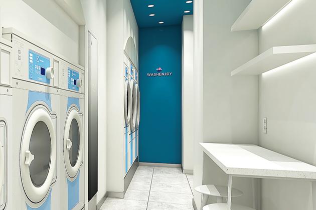 호텔 & 리조트 코인 세탁시설 - 인하우스런드리