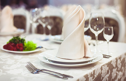 고객의 시설 만족도를 높여주는 레스토랑 세탁 솔루션