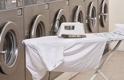 행복한 공동주택, 따복하우스 세탁 솔루션