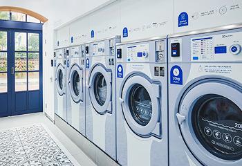 세탁의 경험을 보다 가치 있게 향유