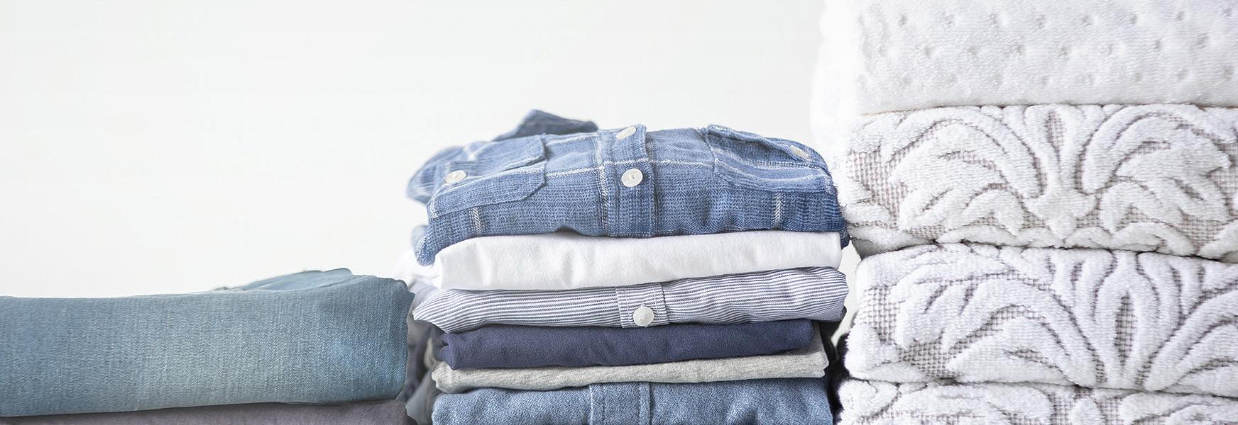 세계적으로 검증된 세탁장비