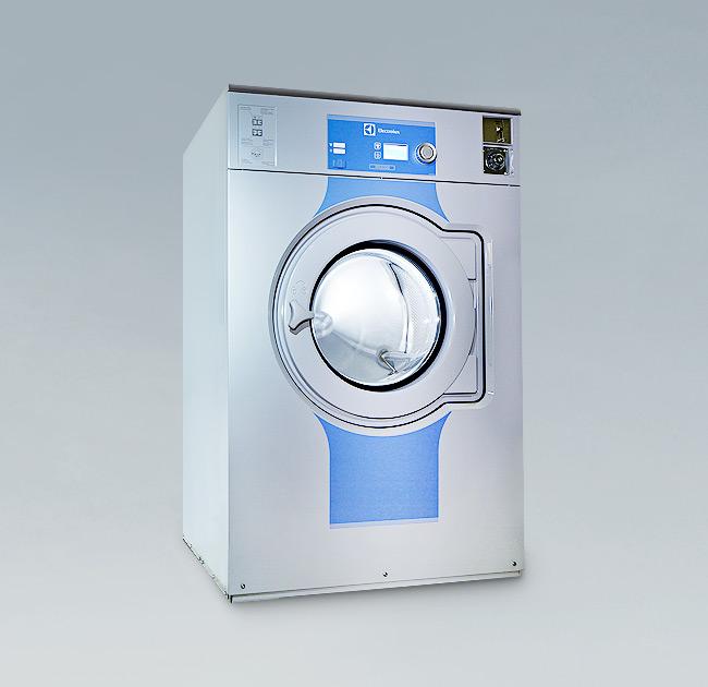 코리아런드리 일렉트로룩스 상업용 세탁기 35kg