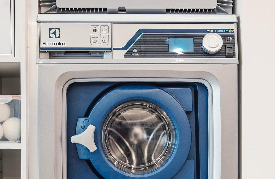 울마크 승인과 <br /> 섬세한 세탁 품질