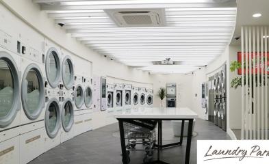코리아런드리, 세탁문화공간 '런드리파크 해운대' 오픈