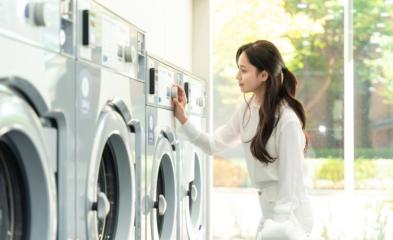 워시엔조이, 일렉트로룩스 세탁장비로 안전하게 즐기는 셀프빨래방